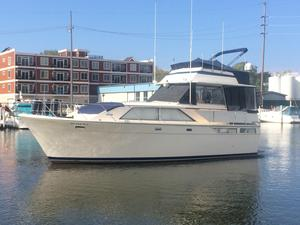 Used Pacemaker 40 Flybridge Motoryacht Motor Yacht For Sale