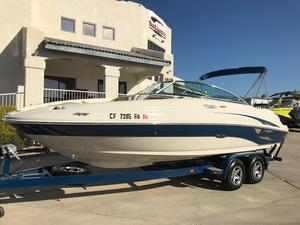 Used Sea Ray 220 Sundeck Runabout Boat For Sale