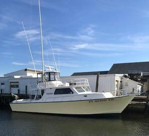 Used Chesapeake Deadrise Commercial Boat For Sale