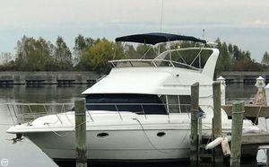 Used Cruisers Yachts 3585 Flybridge Motoryacht 35 Sports Fishing Boat For Sale