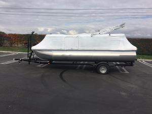 New Bennington 25 SSRFB Pontoon Boat For Sale
