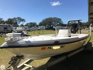 Used Action Craft 1890 Flats Fishing Boat For Sale