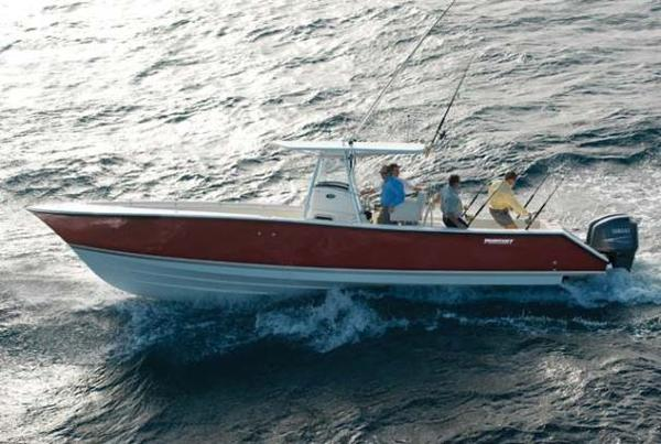 Used Pursuit 340 Center Console Saltwater Fishing Boat For Sale