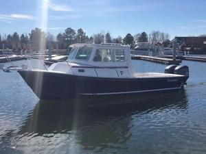 New Steiger Craft 28 Miami Pilothouse Boat For Sale