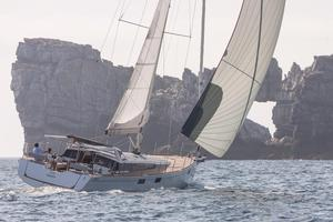 New Beneteau Sense 57 Racer and Cruiser Sailboat For Sale