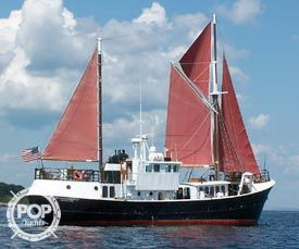 Used H. De Hass 78 Trawler Boat For Sale