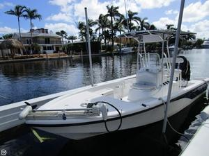 Used Nitro Bay 2200 VLTUN Center Console Fishing Boat For Sale