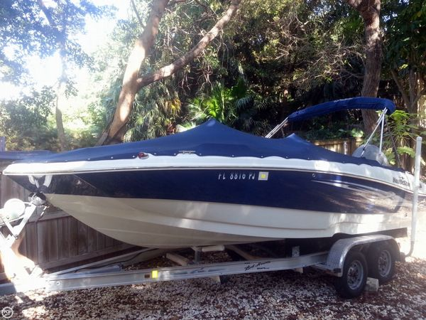 Used Nautic Star 203 Deck Boat For Sale