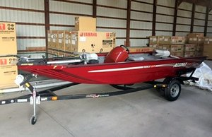 New Alumacraft 165 Prowler Bass Boat For Sale