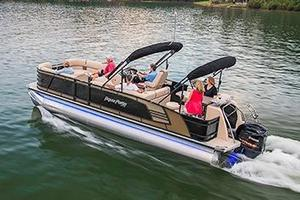 New Aqua Patio 259 CBD Pontoon Boat For Sale