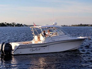 Used Grady White 330 Express Sports Fishing Boat For Sale