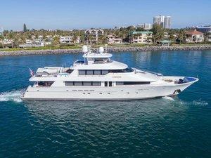 Used Westport Tri-Deck Motor Yacht For Sale