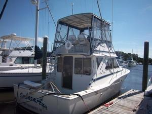 Used Chris-Craft 36 Commander Saltwater Fishing Boat For Sale