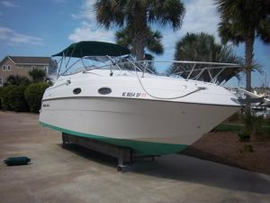 Used Four Winns 258 Vista Sports Cruiser Boat For Sale
