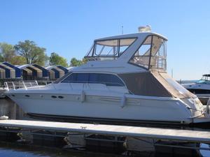 Used Sea Ray 480 Sedan Bridge Mega Yacht For Sale