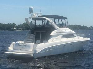 Used Sea Ray 45 Express Bridge Motor Yacht For Sale