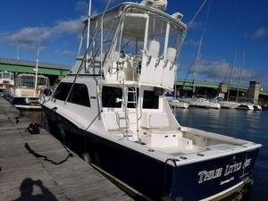 Used Cabo Yachts 35 CONV Sports Fishing Boat For Sale