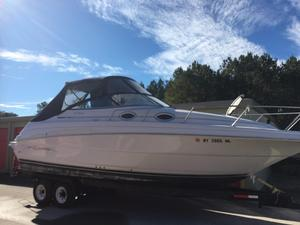 Used Monterey 262 Cruiser Sports Cruiser Boat For Sale