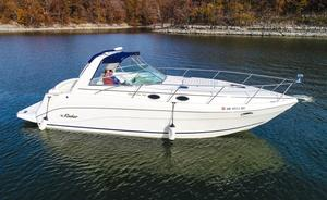 Used Rinker 342 Fiesta Vee Sports Cruiser Boat For Sale