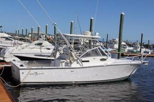 Used Albemarle 28 Express Cuddy Cabin Boat For Sale
