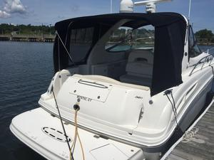 Used Sea Ray 360 Sundancer Sports Cruiser Boat For Sale