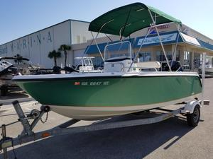 Used Trophy 1703cc Sports Fishing Boat For Sale