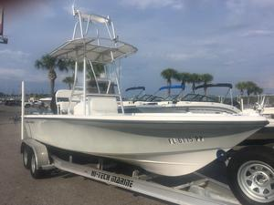 Used Kenner Vision Center Console Fishing Boat For Sale