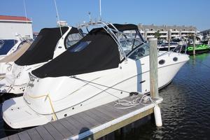 Used Sea Ray 270 Amberjack Sports Cruiser Boat For Sale