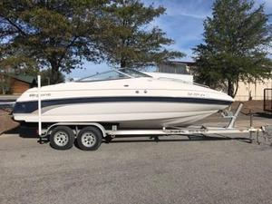 Used Bryant 214 Cuddy Cabin Boat For Sale