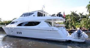 Used Hatteras Mega Yacht For Sale