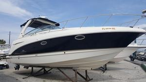 Used Chaparral 290 Signature Sports Cruiser Boat For Sale