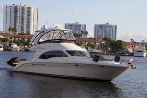 Used Sea Ray 520 Sedan Bridge Mega Yacht For Sale