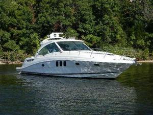 Used Sea Ray 48 Sundancer Express Cruiser Boat For Sale