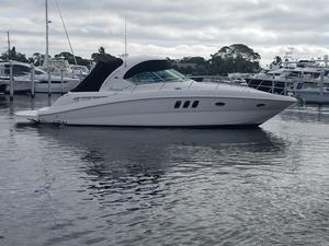 Used Sea Ray 38 Sundancer Sports Cruiser Boat For Sale