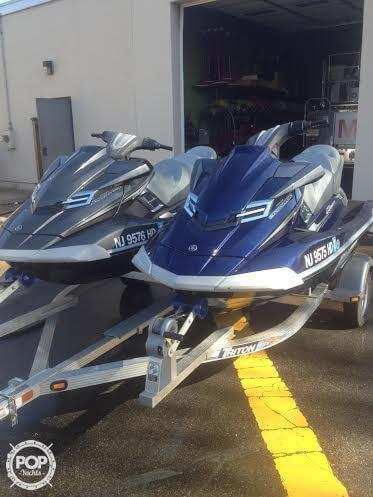 Used Yamaha FX SHO (2) Personal Watercraft For Sale