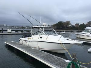 Used Boston Whaler 285 Conquest Center Console Fishing Boat For Sale