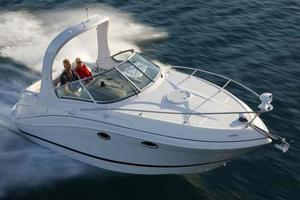 Used Four Winns 278 Vista Cuddy Cabin Boat For Sale