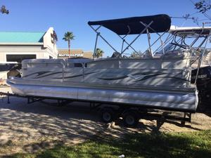 Used Manitou 260 Pontoon Boat For Sale