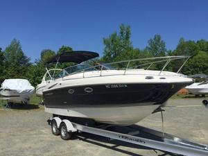 Used Monterey 250 CR Sports Cruiser Boat For Sale