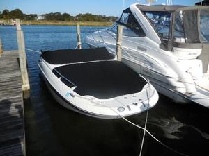 Used Crownline 220ex Bowrider Boat For Sale