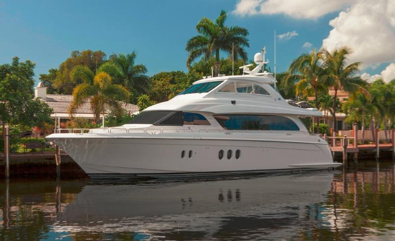 2008 used hatteras 72 motor yacht motor yacht for sale for 72 hatteras motor yacht for sale