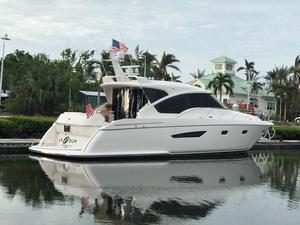 Used Tiara 5800 Sovran Mega Yacht For Sale