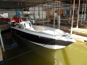 Used Concept 32 Center Console Saltwater Fishing Boat For Sale