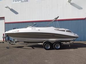 Used Yamaha 232 Limited Bowrider Boat For Sale