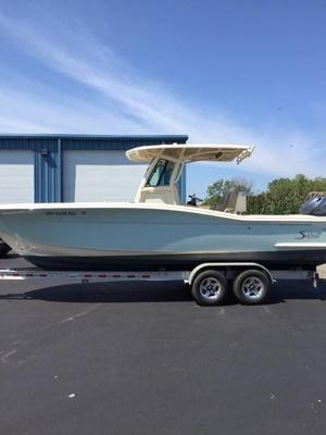 Used Scout 262 XSF Center Console Fishing Boat For Sale
