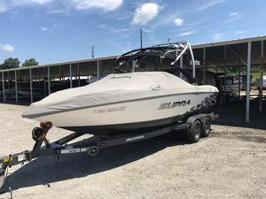 Used Supra Launch 22 V High Performance Boat For Sale
