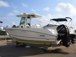 Used Boston Whaler 25 Outrage Saltwater Fishing Boat For Sale