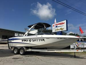 Used Malibu 247 LSV Wakesetter High Performance Boat For Sale