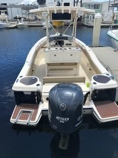 Used Scout 245 C/C Sports Fishing Boat For Sale