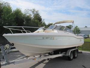 Used Scout 210 Dorado Freshwater Fishing Boat For Sale